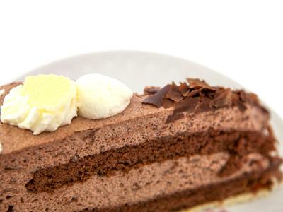 Schokoladen Sahnetorte