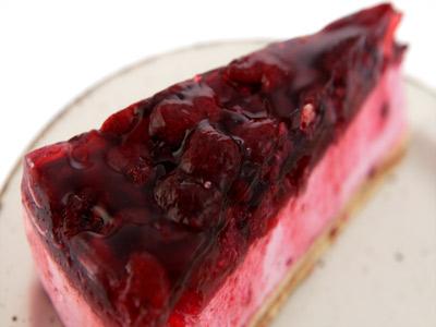 Himbeersahne Torte
